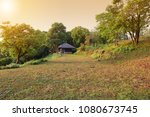 view of campground | Shutterstock . vector #1080673745