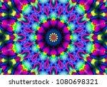 oriental patterns. decoration... | Shutterstock . vector #1080698321