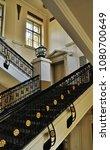 Small photo of PRAGUE, CZECH REPUBLIC – SEPTEMBER 9, 2015: Premises of university