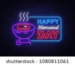 happy greeting card for... | Shutterstock .eps vector #1080811061
