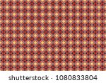 endless pattern can be used for ...   Shutterstock . vector #1080833804