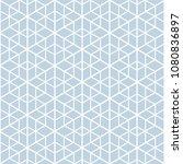 vector seamless pattern. modern ... | Shutterstock .eps vector #1080836897