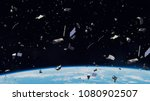 Space Debris In Earth Orbit ...