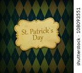 St. Patrick Holiday Greeting...