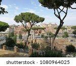rome  lazio  italy   april 20 ... | Shutterstock . vector #1080964025