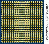 set of smile icons. emoji.... | Shutterstock .eps vector #1081028885
