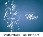 nice and beautiful abstract or... | Shutterstock .eps vector #1081044275