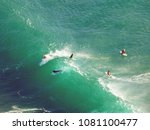 Surfers In Aljezur Beach ...
