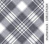 template of checkered seamless... | Shutterstock .eps vector #1081154264