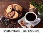 Coffee Cup  Jar With Coffee...