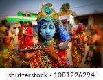 konark  odisha  india   january ... | Shutterstock . vector #1081226294