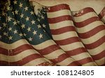 usa old paper | Shutterstock . vector #108124805