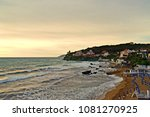 Seascape Of Quercetano Bay In...