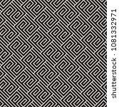 vector seamless pattern. modern ... | Shutterstock .eps vector #1081332971