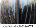 metal painted hull  boat bottom ... | Shutterstock . vector #1081344074