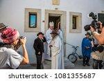 saint marie de la mer  provence ...   Shutterstock . vector #1081355687