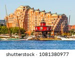 baltimore  maryland  usa  ... | Shutterstock . vector #1081380977