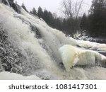 Stop Action Winter Waterfalls