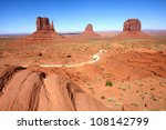 the classic western american ... | Shutterstock . vector #108142799