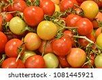 pile of vegetable   Shutterstock . vector #1081445921