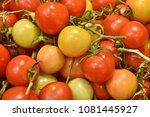 pile of vegetable   Shutterstock . vector #1081445927