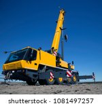nadym  russia   april 27  2018  ... | Shutterstock . vector #1081497257