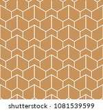 the geometric pattern with... | Shutterstock .eps vector #1081539599