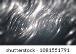 abstract white and black... | Shutterstock . vector #1081551791