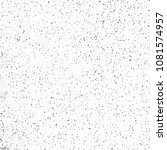 texture of black dots on white... | Shutterstock . vector #1081574957