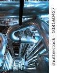 industrial zone  steel... | Shutterstock . vector #108160427