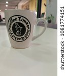 Small photo of coffee cup model