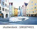 fussen germany   6 march 2016 ... | Shutterstock . vector #1081874021