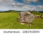 view from cairnbane east of the ... | Shutterstock . vector #1081910054