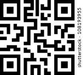 qr code | Shutterstock .eps vector #108193955