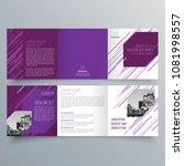 brochure design  brochure...   Shutterstock .eps vector #1081998557