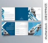 brochure design  brochure... | Shutterstock .eps vector #1081999655