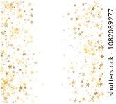 gold stars background ... | Shutterstock .eps vector #1082089277