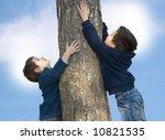 growth | Shutterstock . vector #10821535
