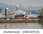 vancouver  bc canada   april 24 ... | Shutterstock . vector #1082169131
