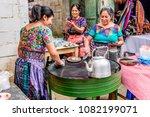 santiago sacatepequez ... | Shutterstock . vector #1082199071