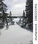 beautiful winter day in... | Shutterstock . vector #1082221901