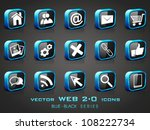 3d Web 2.0 Mail Icons Set In...