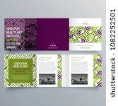 brochure design  brochure... | Shutterstock .eps vector #1082252501