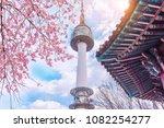 seoul south korea   7 april... | Shutterstock . vector #1082254277