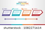 infographic template for... | Shutterstock .eps vector #1082271614