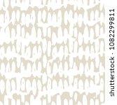 ivory white grid pattern.... | Shutterstock .eps vector #1082299811