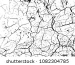 the cracks texture of dry earth.... | Shutterstock .eps vector #1082304785