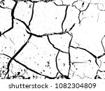 the cracks texture of dry earth.... | Shutterstock .eps vector #1082304809
