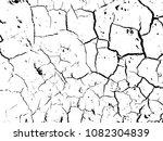 the cracks texture of dry earth.... | Shutterstock .eps vector #1082304839