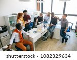 close up top view shot of... | Shutterstock . vector #1082329634